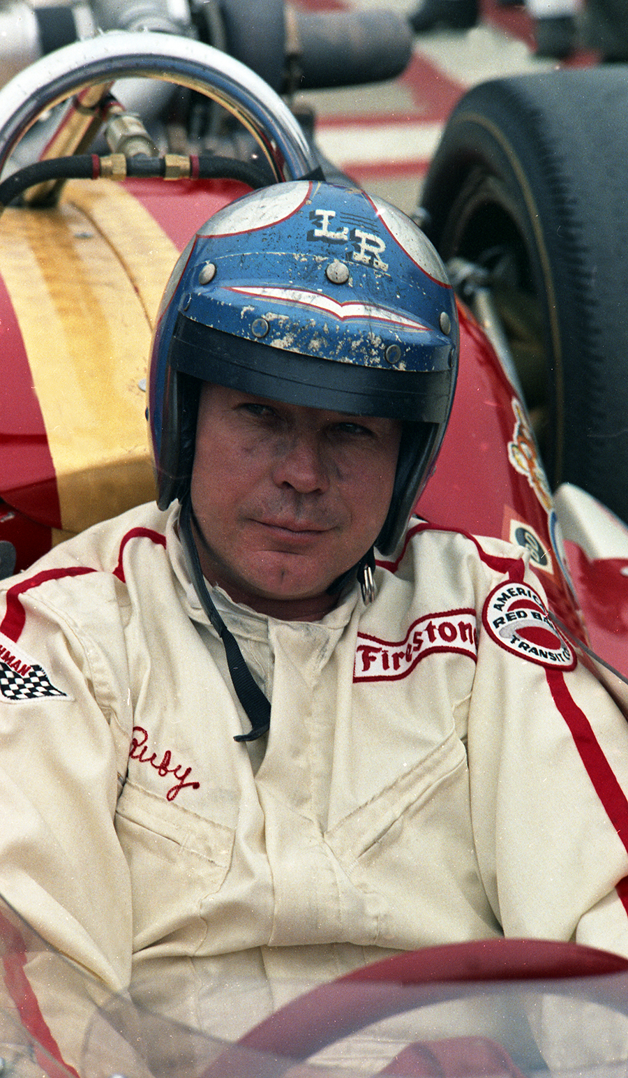 500 miles_Ruby - Indianapolis Motor Speedway Museum