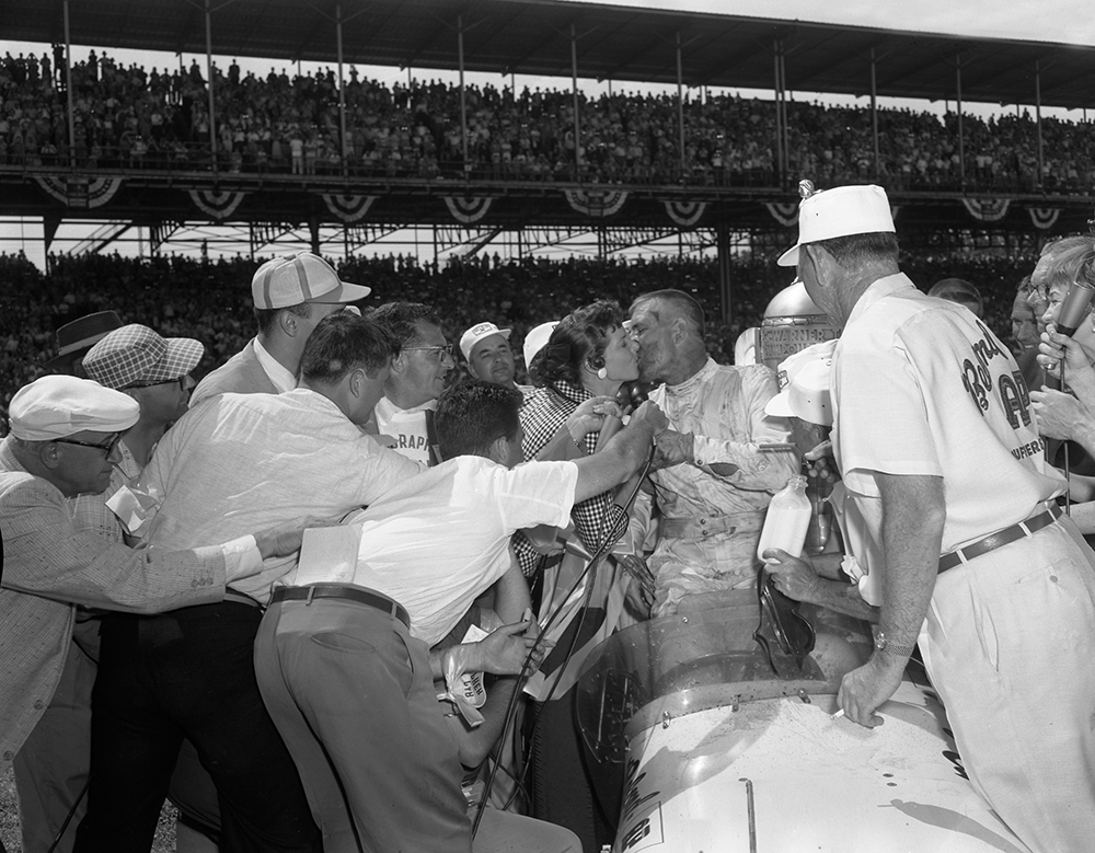 Ims Museum To Offer Series Of Lost Indy 500 Radio Broadcasts For 1958 Race Available Now In Crisp Digital Quality